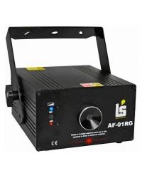 Light Studio AF01RG Лазер RG заливочный с рисунками 200мВт