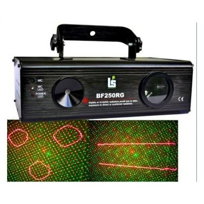 Light Studio BF250RG Лазер касно зеленый 250мВт