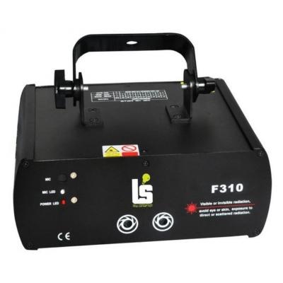 Light Studio F310 Лазер сине-красный 450мВт