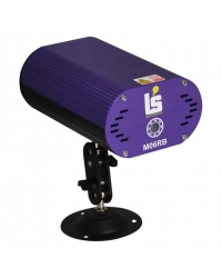 Light Studio M06RB Лазер красно-синий 250мВт