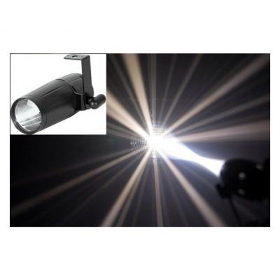Light Studio P127 LED прожектор для зеркального шара LED 3Вт (Pinspot)
