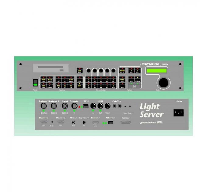 ETC Lightserver Pronto! 7218A1001