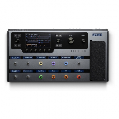 LINE6 HELIX Limited Edition Gray