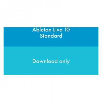 Ableton Live 10 Standard, EDU