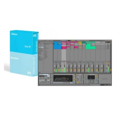 Ableton Live 10 Standard, UPG from Live 1-9 Standard
