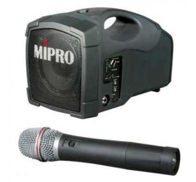 MIPRO MA-101V/MH-203a (206.400 MHz)