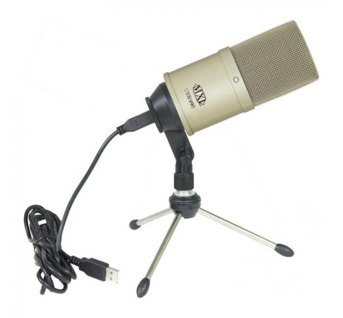 Микрофон Marshall Electronics MXL 990 USB