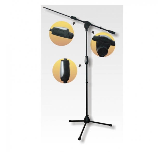 Микрофонная стойка Roxtone MS005
