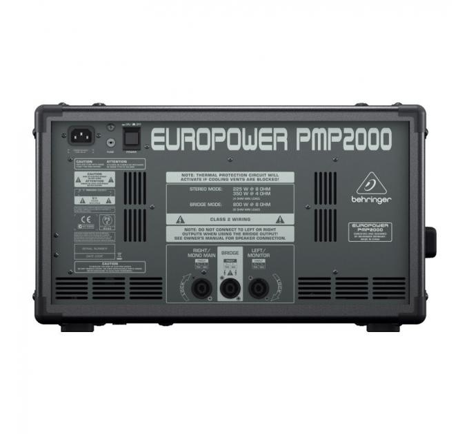 Микшер BEHRINGER PMP2000