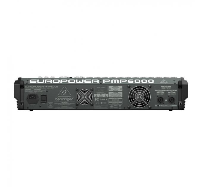 Микшер BEHRINGER PMP6000