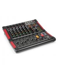 Микшерный пульт Power Dynamics PDM-M604 6-Channel Music Mixer