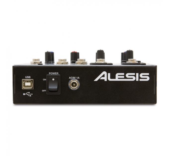 Микшерный пульт Alesis MultiMix 4 USB