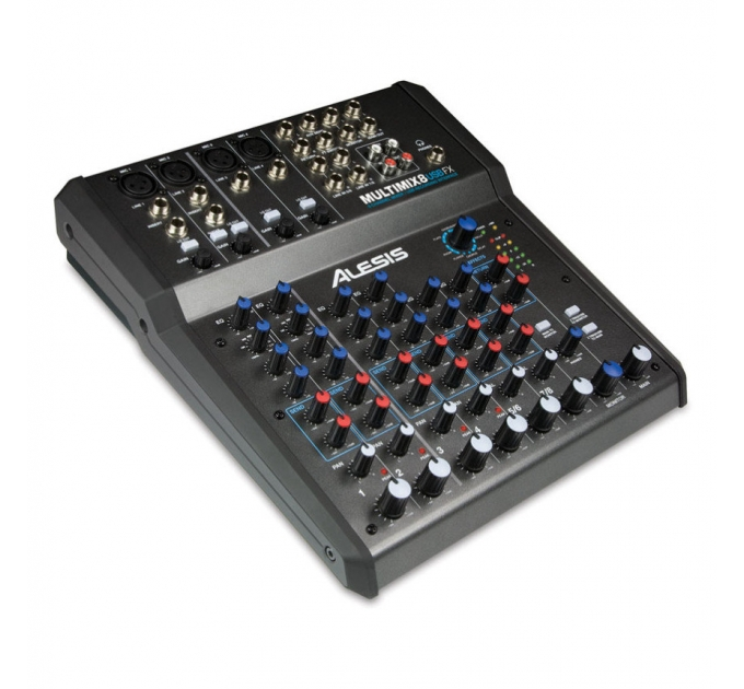 Микшерный пульт Alesis MultiMix 8 USB FX