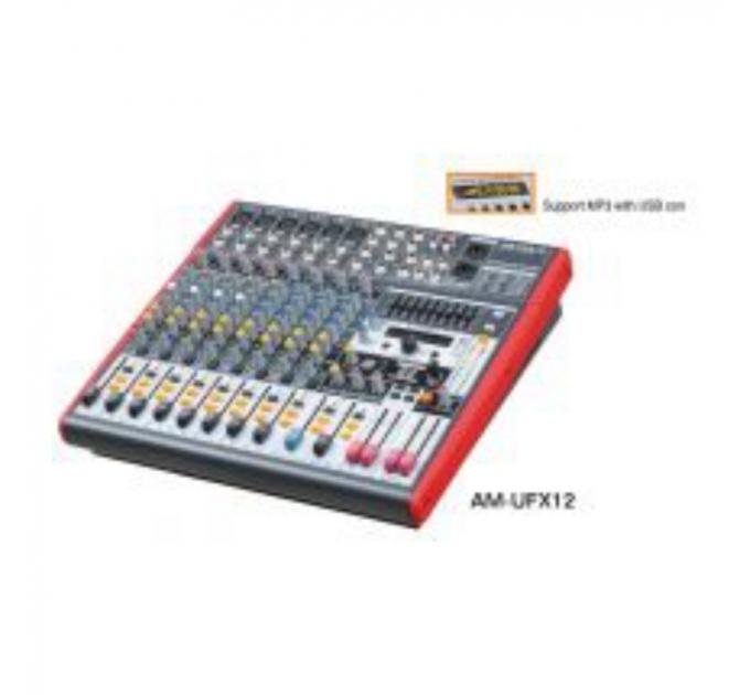 Микшерный пульт Emiter-S AM-UFX12FX