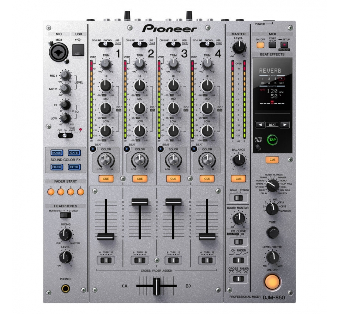 Микшерный пульт Pioneer DJM-850-S