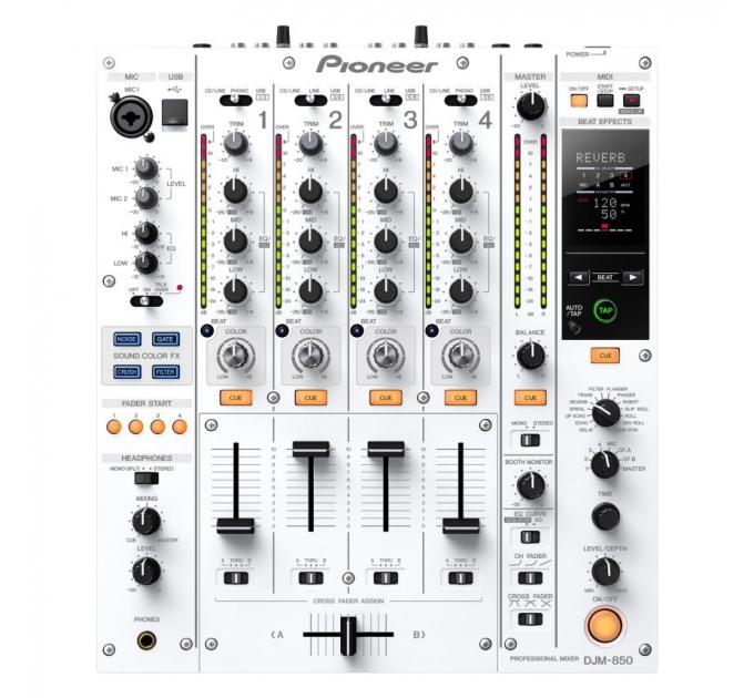 Микшерный пульт Pioneer DJM-850-W