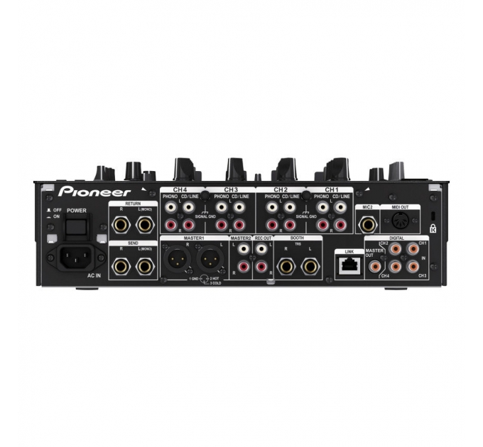 Микшерный пульт Pioneer DJM-900-SRT