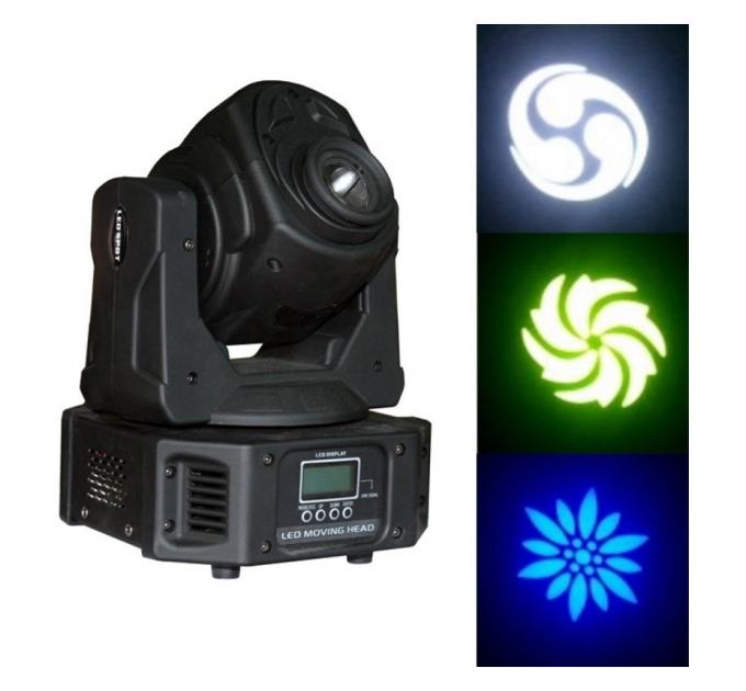 Mini LED Голова Emiter-S YR-1240 LED SPOT LIGHT 40W
