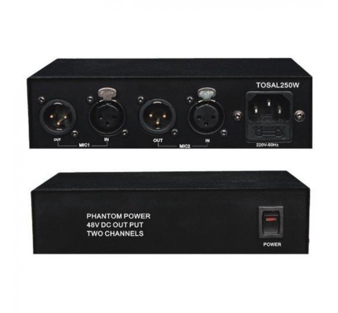 Модуль фантомного питания для микрофонов Emiter-S EM-48-2