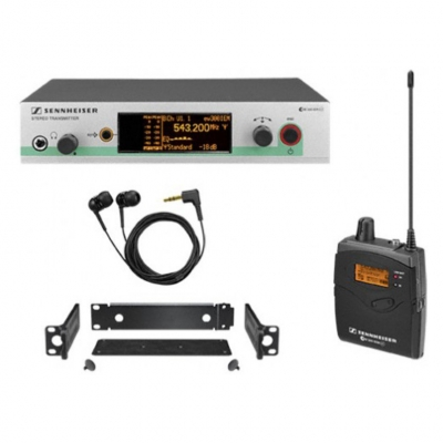 Мониторинговая система Sennheiser EW 300 IEM G3