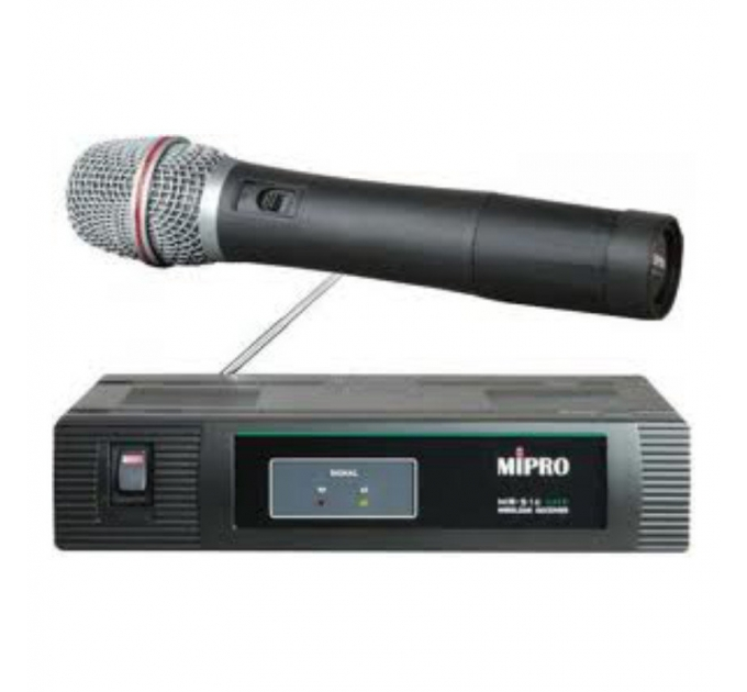 MIPRO MR-515/MH-203a/MD-20 (208.200 MHz)