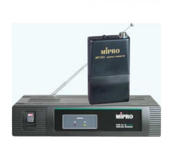 MIPRO MR-515/MT-103a (208.200 MHz)