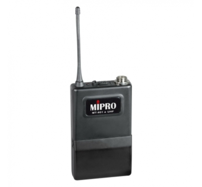 MIPRO MR-823D/MT-801*2 (799.450 MHz/814.875 MHz)