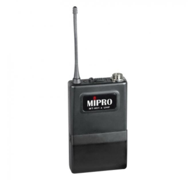 MIPRO MR-823D/MT801/MH80/MD20 (799.450 MHz/814.875 MHz)