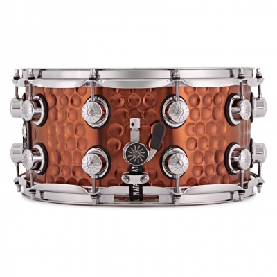 NATAL DRUMS HAND HAMMERED STEEL SNARE Малый барабан