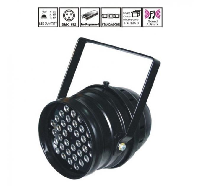 Пар New Light NL-1202C LED HIGH POWER PAR64 LIGHT