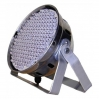 Пар New Light NL-1206Sp LED PAR64 LIGHT 186*10mm RGBW серебристый, пластик