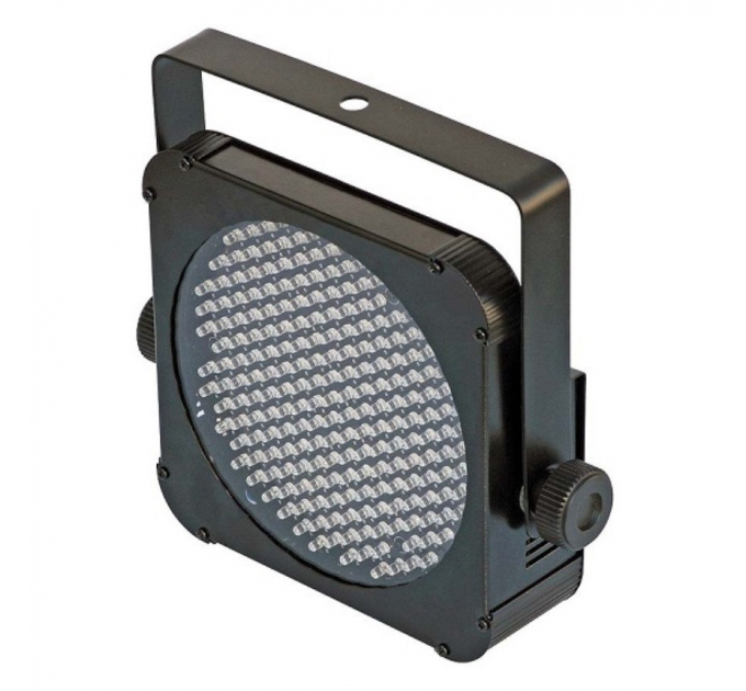 Пар New Light NL-1219 LED REMOTE PAR LIGHT 144*10mm RGBW, пульт с ИФ ДУ, черный