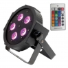 Пар New Light NL-1246 LED REMOTE PAR LIGHT 5*10W (4 в 1)
