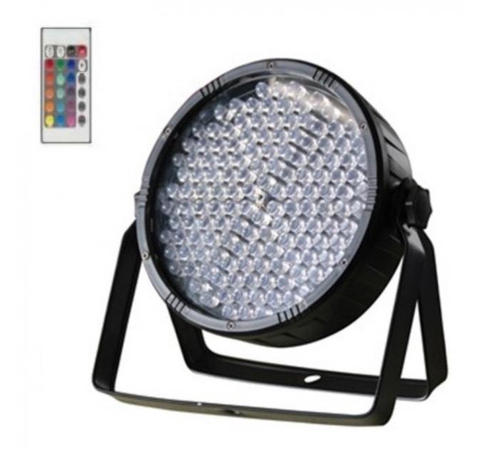 Пар New Light NL-1254 LED REMOTE PLASTIC PAR LIGHT RGBW