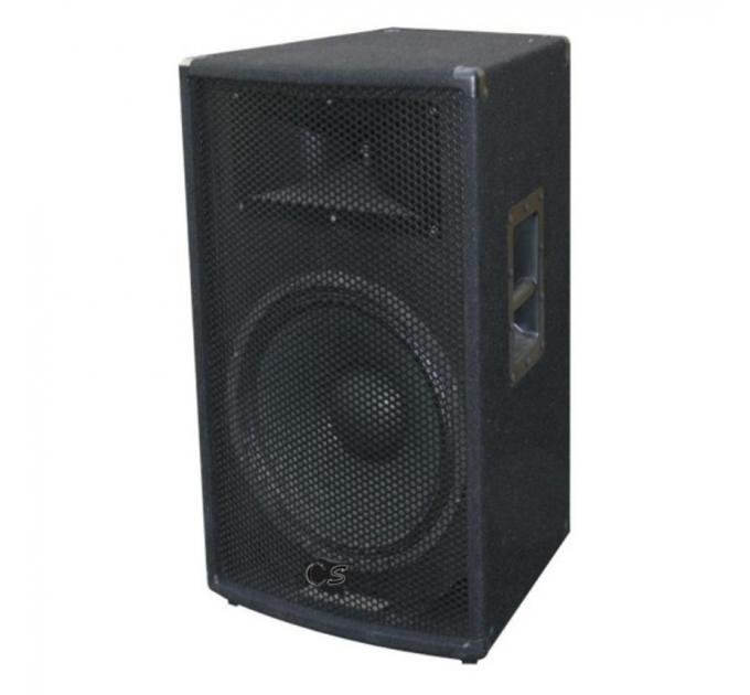 """Пассивная акустическая система City Sound CS-115S 15""""+1"""", 500/1000 Вт, 8 Ом"""