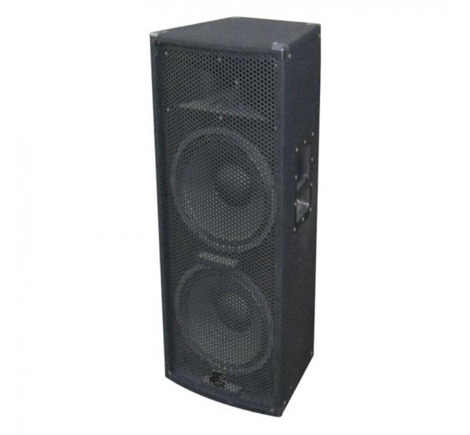"""Пассивная акустическая система City Sound CS-215 2x15""""+1"""", 700/1400 Вт, 4 Ом"""