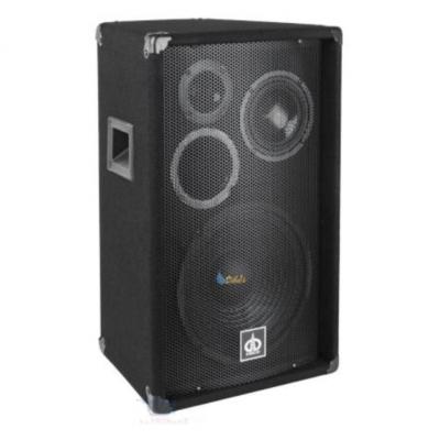 """Пассивная акустическая система Dibeisi Q1201 12""""+6.5""""+3.4"""", 150Вт, 8 Ом"""