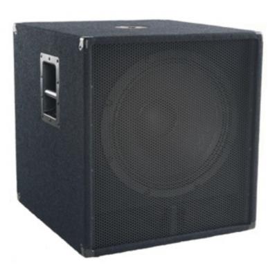 """Пассивная акустическая система EMS 118S, 18"""", 800 Вт, 8 Ом"""