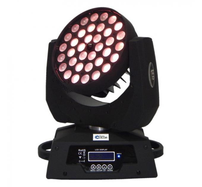Полноповоротный прожектор Free Color W3610 Zoom