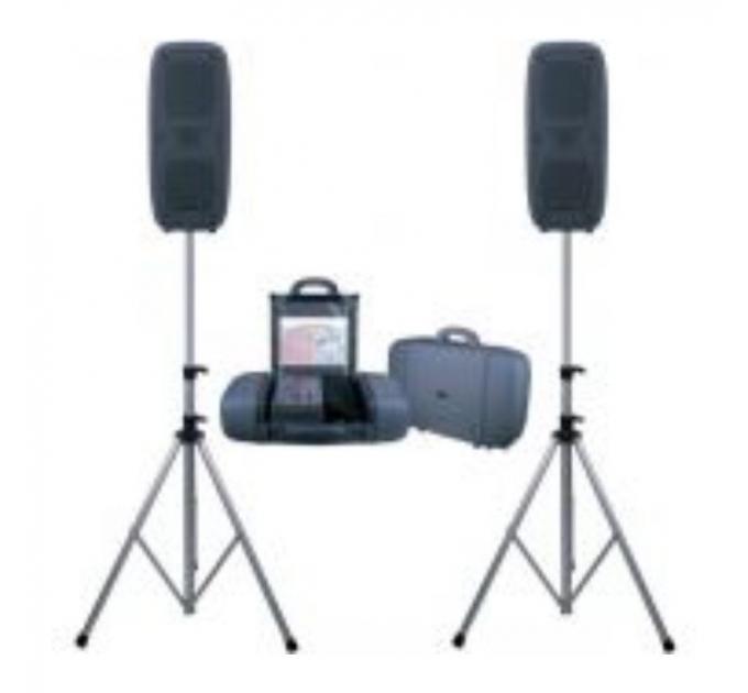 Активный комплект акустики NGS PPS4400 75W