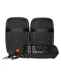 Портативный акустический комплект Clarity BT-AM400P