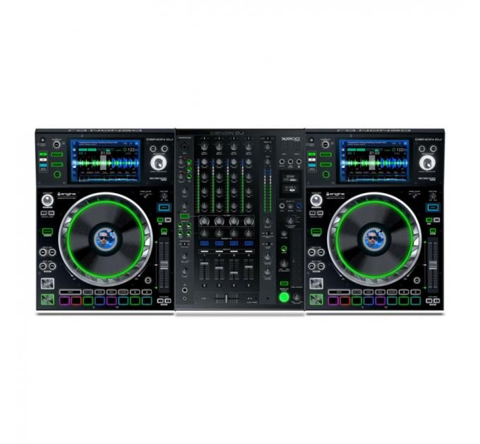 Denon DJ PRIME Digital Set