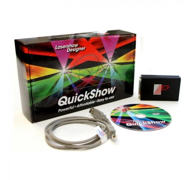 Программное обеспечение Pangolin Quick Show