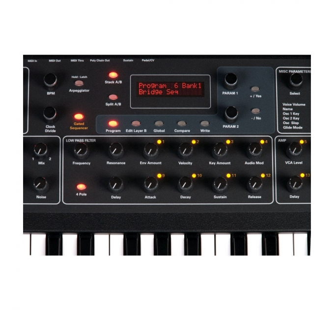Dave Smith Instruments Prophet 08 PE Keyboard