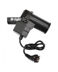 Прожектор для зеркального шара M-Light PST-10W DMX