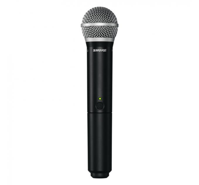 Радиомикрофон SHURE BLX2/PG58