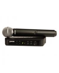 Беспроводной микрофон SHURE BLX24/SM58