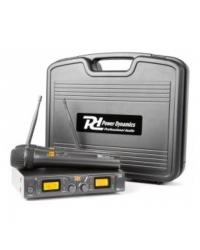 Радиомикрофоны Power Dynamics PD782 2x 8-Channel UHF