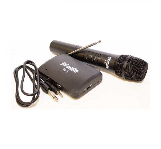 Радиосистема DV audio H-1 детский караоке микрофон