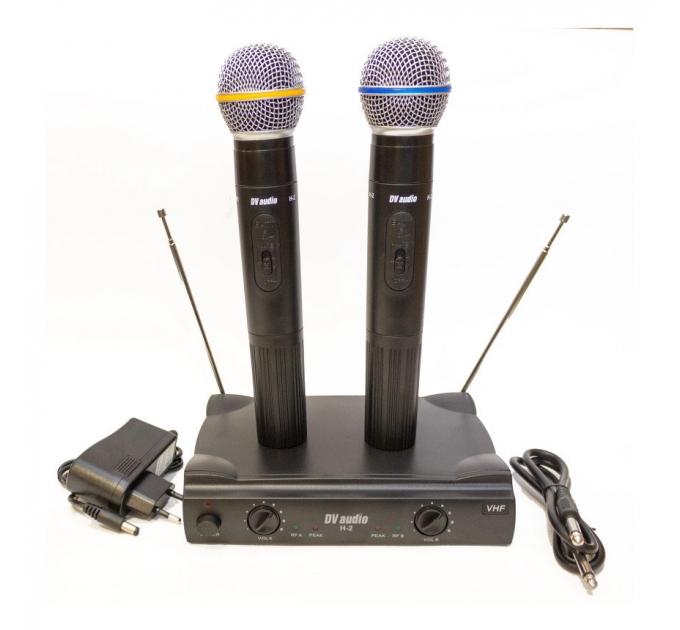 Радиосистема DV audio H-2 Dual сдвоенная